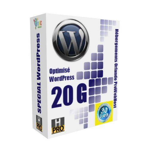 """Hébergements Web """"Spécial WordPress"""" / Auto-Répondeur Inclus ! – OPWH-QC / Pierre Labrie, Hébergement Web Professionnels"""